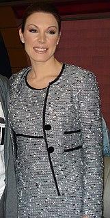 Tatiana Stefanidou Greek journalist