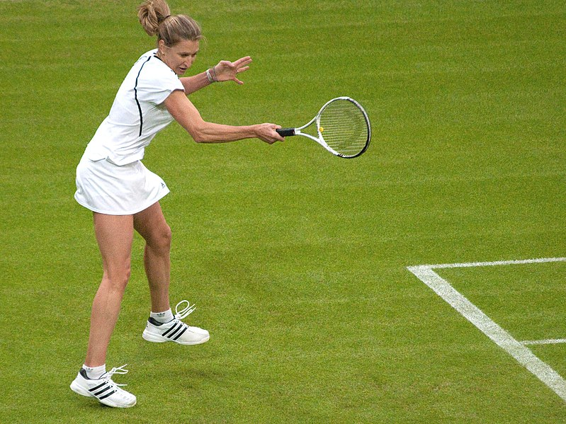 steffi graf tennis upskirt