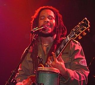 Stephen Marley (musician) Jamaican American musician