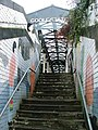 Steps to Railway Station - geograph.org.uk - 292308.jpg