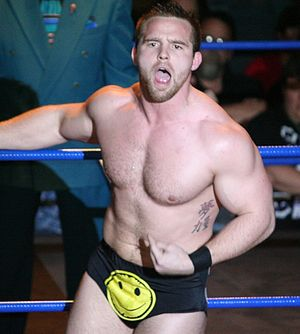Dash Wilder - Wheeler as Steven Walters in 2012