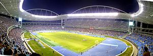 Venues of the 2016 Summer Olympics and Paralympics - Estádio Nilton Santos