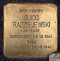 Stolperstein Friedrichshaller Str 28 (Schma) Guido Radziejewski.jpg