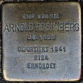 Stolperstein Göppingen, Arnold Rosinberg.jpg