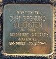 Stolperstein Hauptstr 80 (Rumbg) Curt Siegmund Silberstein.jpg