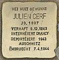 Stolperstein für Julien Cerf (Esch-sur-Alzette).jpg