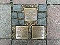 Stolpersteine Familie Frank, Aachen.jpg