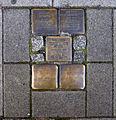 Stolpersteine Köln, Brabanter Straße 27.jpg