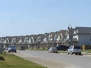 Stonebridge, Saskatoon, Stonebridge subdivisio...