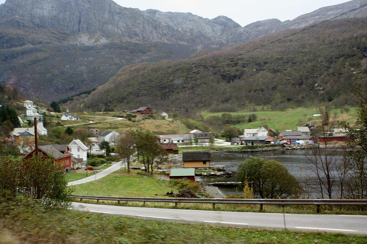 Stongfjorden - Wikipedia