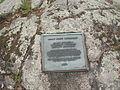 Stony Point Battlefield State Park - National Historic Landmark plaque.JPG