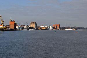 Stralsund, Hafen, 2 (2012-01-26) by Klugschnacker in Wikipedia.jpg