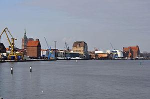 Stralsund, Hafen, 6 (2012-01-26) by Klugschnacker in Wikipedia.jpg