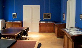 Cabinet des estampes et des dessins - Image: Strasbourg, Cabinet des Estampes et des Dessins