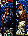 Strasbourg Cathedral - Stained glass windows - Temptation of Christ -Detail 2.jpg