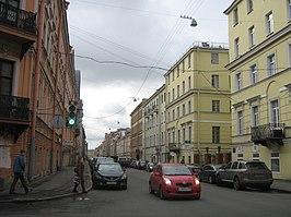 Большая Подьяческая улица