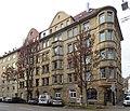Stuttgart - Schwabstraße 177, Vorsteigstraße 1.jpg