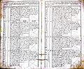 Subačiaus RKB 1839-1848 krikšto metrikų knyga 141.jpg