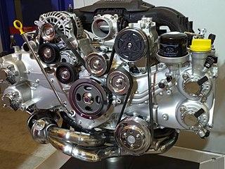 Subaru FA engine Motor vehicle engine