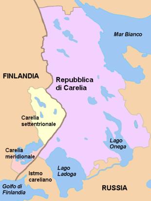 Carelia - Wikipedia