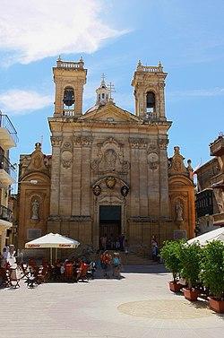La Basilique Saint-Georges de Rabat