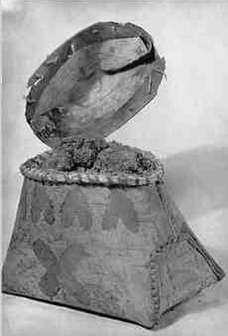 Maple sugar - Image: Sugar Makak 1925