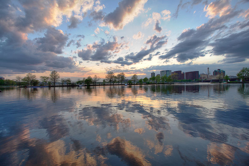 File:Sunset on the Charles.jpg