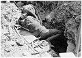 Sur les positions prises à l'ennemi, deux morts autrichiens - Médiathèque de l'architecture et du patrimoine - AP62T104635.jpg
