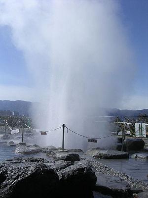 Suwa Province - Image: Suwa Hotspring in Nagano Japan 001