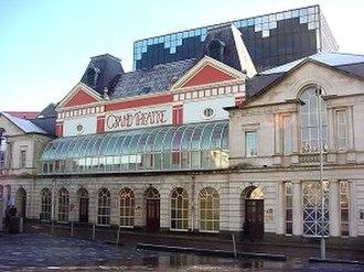 Swansea Grand Theatre - Image: Swanseagrand