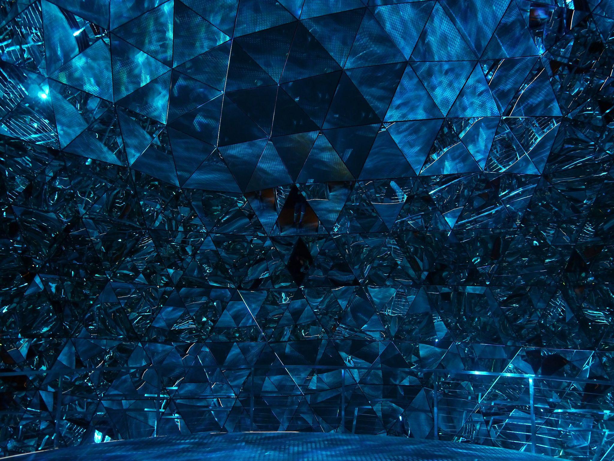 Swarovski Kristallwelten 21 Kristalldom