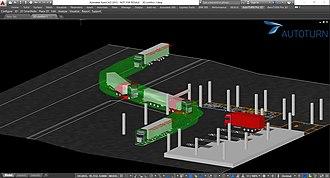 Turning radius - Turning radius of a vehicle depends on the vehicle type