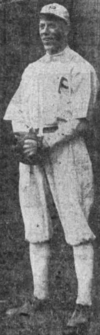 Syl Johnson (baseball) - Image: Syl Johnson Portland Beavers