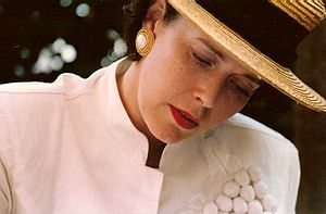 Sylvia Kristel - Sylvia Kristel at the Cannes Film Festival, 1990