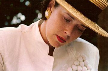 Sylvia Kristel 1990