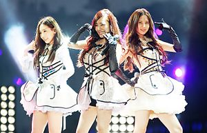 Girls' Generation-TTS discography - Girls' Generation-TTS performing in 2013
