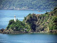 Tagarasu-ko myojinhana lighthouse(long).jpg