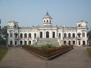 Rangpur District - Tajhat Palace in Rangpur