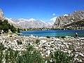 Tajikistan Fan-Mountains - landscape 04.JPG