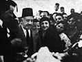 Talaat Harb with Huda Shaarawi 1933.jpg