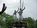 Taman Puputan 1906-Denpasar Bali.JPG