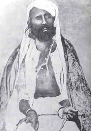 Tantia Tope - Tantia Tope after his capture in 1859.
