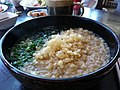 Tanuki soba by WordRidden at E-Kagen in Brighton.jpg
