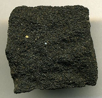 Oil sands - Tar sandstone from California, United States