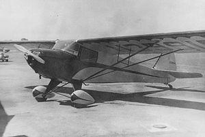 Taylorcraft B - Taylorcraft BC-12-D 1946 Model with custom painted fabric