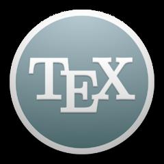 TeXShop Logo