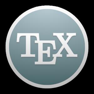 TeXShop - TeXShop icon