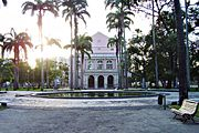Santa Isabel Theatre in Recife.