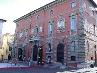 Teatro comunale (Cagli) - Wikipedia