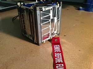 TechEdSat - TechEdSat Engineering Development Unit